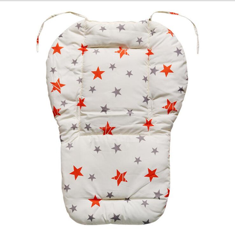 Activity & Gear Baby Stroller Cushion Cartoon 2 Sides Soft Seat Pad Mattress Mat Toddler Wheelchair Accessories Pram Trolley Thick Pad Cart Cove