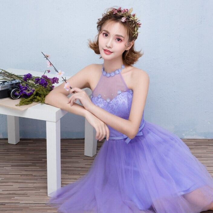 Robe pas cher couleur lilas for Couleurs de robe de demoiselle d honneur de mariage de printemps