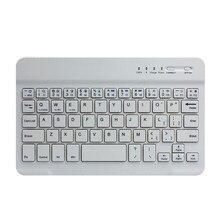 MOSUNX Ultra Slim Aluminum Wireless Bluetooth Keyboard For IOS Android Windows PC Futural Digital F20