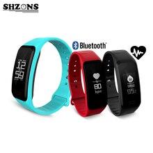 Новый R1 Спорт Bluetooth SmartBand наручные браслет динамический Приборы для измерения артериального давления мониторинга сердечного ритма для iOS и Android