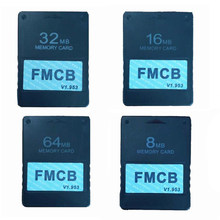 Gratuit McBoot FMCB 1.953 pour Sony Playstation2 PS2 8 mo/16 mo/32 mo/64 mo cartes mémoire OPL MC Boot(China)