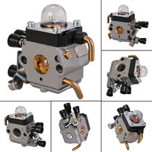 Aluminum Carburetor Carb For STIHL FS38 FS46 FS55 FS74 FS75 Trimmer Core Parts цены онлайн