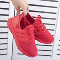 Hot Sale New 2016 Fashion Flats Women Breathable Sport Woman Shoes Casual Outdoor Walking Women Flats Zapatillas Mujer