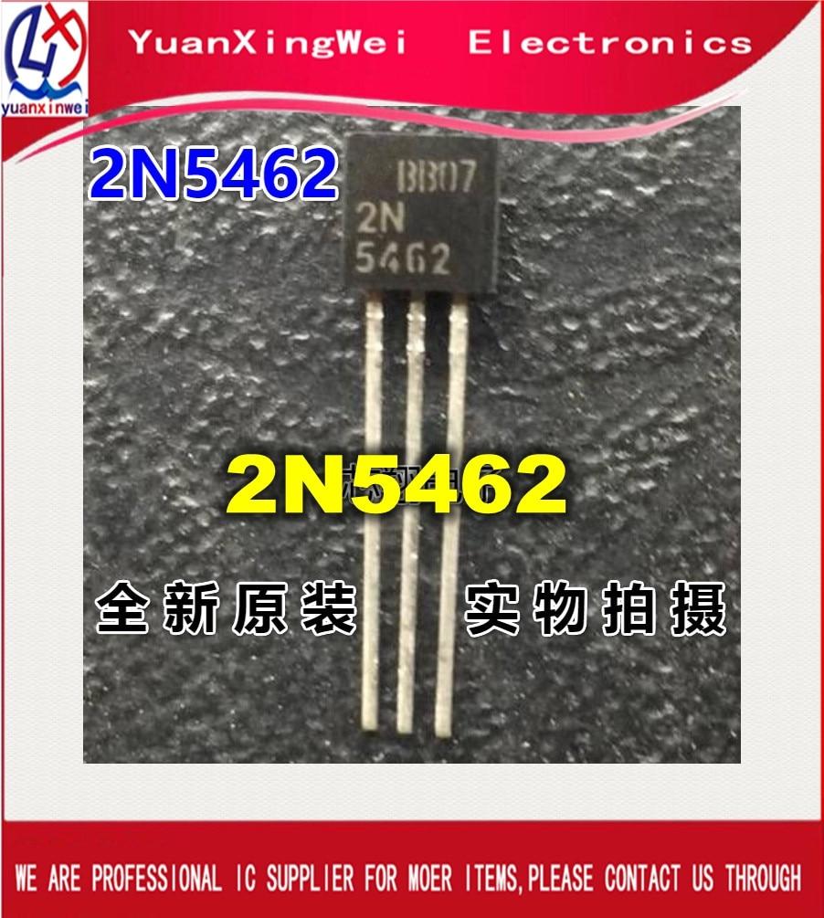 10pcs Free Shipping 2N5462 TO-92 10pcs