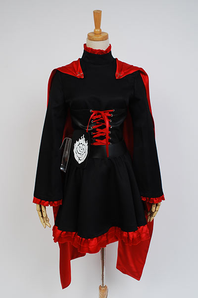 RWBY Red Trailer Ruby Cosplay Costume Halloween Carnival Cosplay Costume