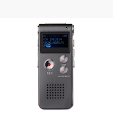 Voice Recorder Pen Hidden Spy Mini Usb Digital Clean Sound Micro Audio Recorders 8GB Portable Mp3 Player Dictaphone 609