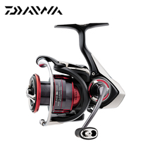 2018 New Daiwa FUEGO LT Spinning Reel 6.2/ 5.2 Gear Ratio 6+1 Ball Bearings 1000-6000 Sequence Carbon Mild Air Rotor Fishing Reel