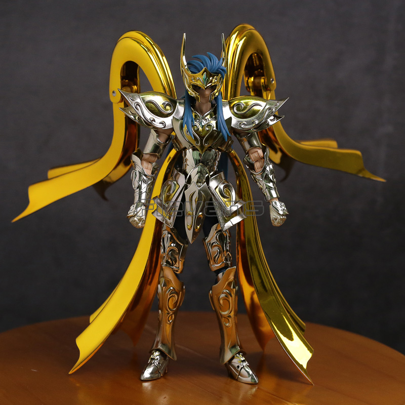 Saint Seiya Myth Cloth Camus Metal & PVC Action Figure Collectible Model Toy 19.5cm saint seiya myth cloth camus metal