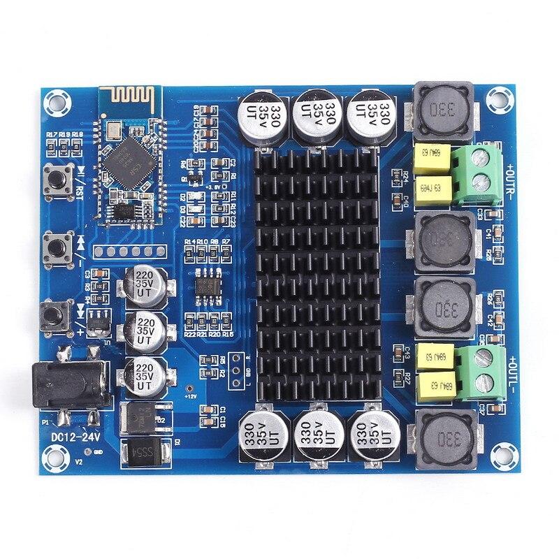 2x120 W Puissance Bluetooth Double Canal Numérique Amplificateur Module TPA3116D2 XH-M548 Audio Amplificateur