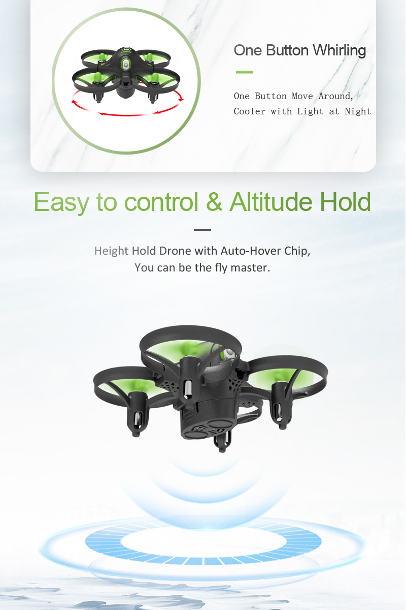 Quadcopter Nano Mini Last 7