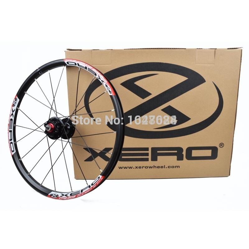 20 Inch 20 Holes 406mm Rim Folding Bicycles Mountain Disc Brake Wheel Wheelset