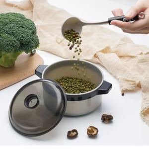 Image 3 - เด็กของเล่นเด็กเล่นของเล่นเครื่องครัวชุด Miniature Kitchen กระทะหม้อกาต้มน้ำ Faked ของขวัญอาหาร