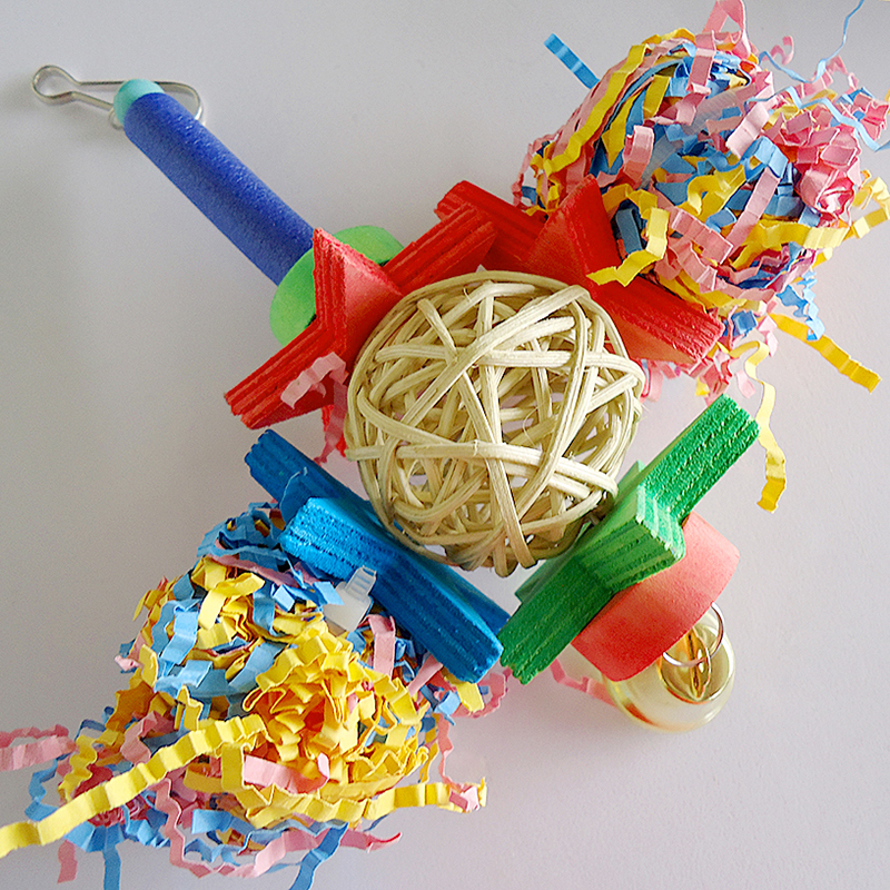 Discount Bird Toys : Popular star bird toy buy cheap lots from