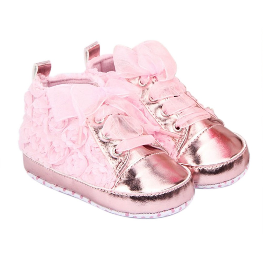 Baby Girl Shoes Toddler First walkers Shoes 3 Colors ...