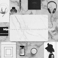 Vinyl Decal Sticker Skin For Apple Macbook 11 12 13 15 Full Cover Skin Sticker Marble