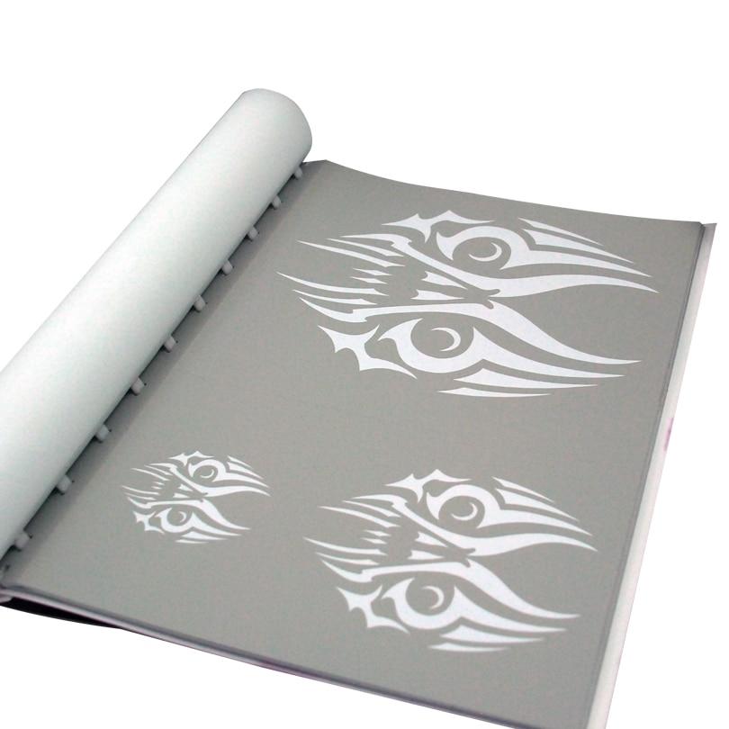 все цены на Temporary Airbrush Tattoo Stencil Book Airbrush stencils Template Booklet Professional Airbrushing Work онлайн