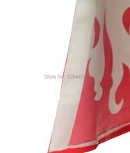 Anime naruto Yondaime Hokage Namikaze Minato jednolite płaszcz przebranie na karnawał kakashi nauczyciel naruto cosplay Costume Play gorąca sprzedaż tanie tanio Kostiumy Wykop Zestawy COTTON Finssy Costumes Accessories Adult Cotton Polyester Nylon Poplin Short Cartoon Character Costumes