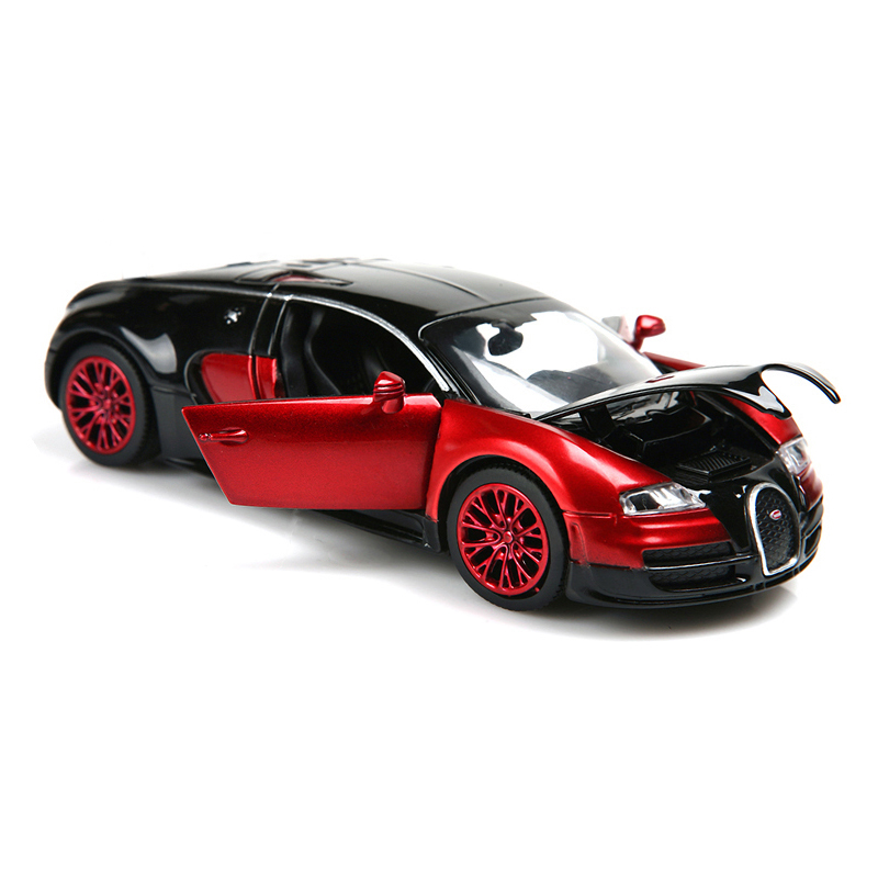 online get cheap bugatti veyron model car alibaba group. Black Bedroom Furniture Sets. Home Design Ideas