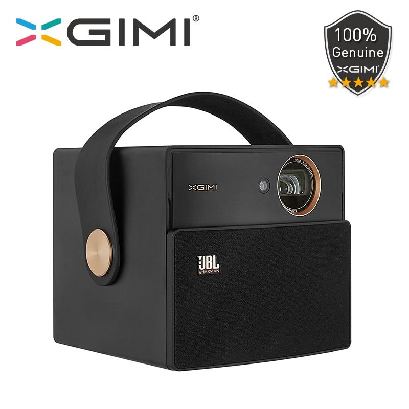 XGIMI CC Aurora Dark Knight DLP Draagbare Projector Home Theater 4K HD Video projectoren Android Wifi Bluetooth 3D Sluiter ondersteuning-in LCD Projectoren van Consumentenelektronica op AliExpress - 11.11_Dubbel 11Vrijgezellendag 1