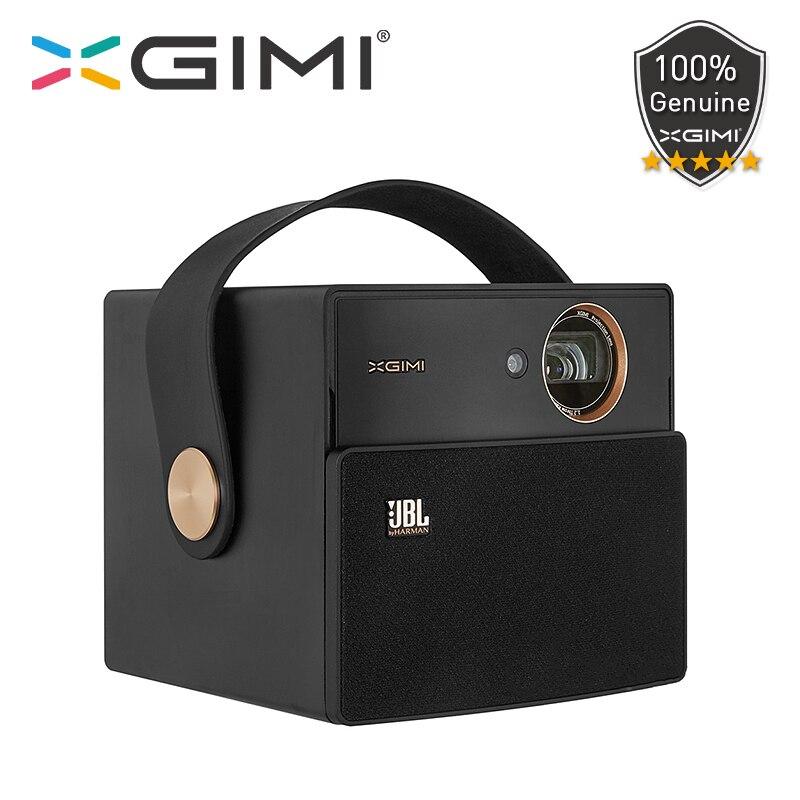 XGIMI CC Aurora caballero oscuro DLP proyector portátil de Cine en Casa 4 K proyectores de vídeo HD Android Wifi Bluetooth 3D del obturador apoyo