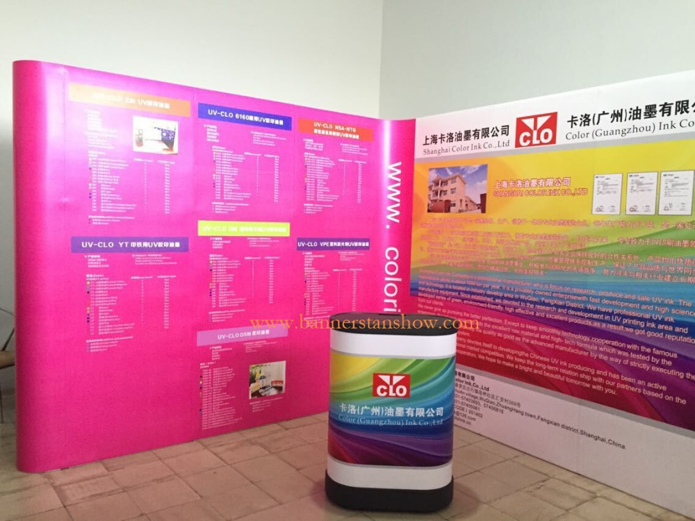 Exhibition Stand Design Brief Pdf : Ft ft exhibition booth trade show backdrop stand exhibition