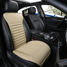 Summer car Slip Mat seat pad, auto cushions seasons cushion Bamboo charcoal Car Seat Cover Pad