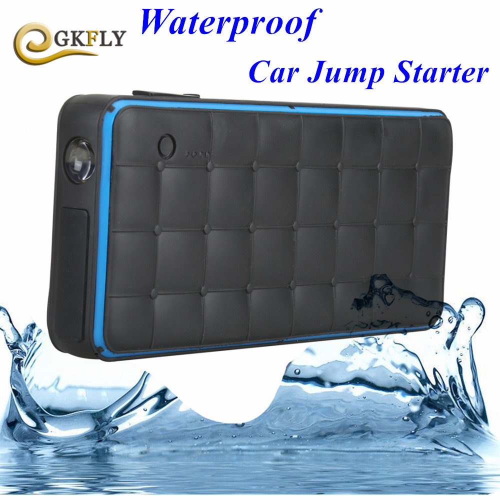 28000mAh Super Waterproof 1000A Car Jump Starter 12V Starting Device Power Bank Car Charger For Car Battery Booster Buster28000mAh Super Waterproof 1000A Car Jump Starter 12V Starting Device Power Bank Car Charger For Car Battery Booster Buster