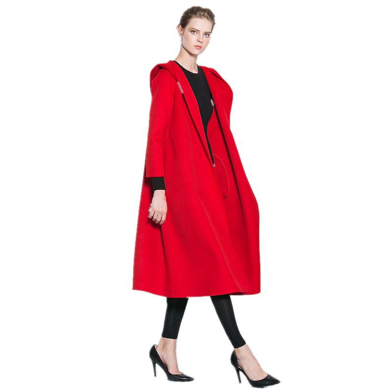 Online Buy Wholesale red coat hood from China red coat hood