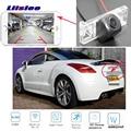 LiisLee auto drahtlose rückfahr kamera Für Peugeot RCZ rcz 2009 ~ 2015 HD CCD Nachtsicht Wasserdicht Zurück up reverse CAM|Fahrzeugkamera|   -