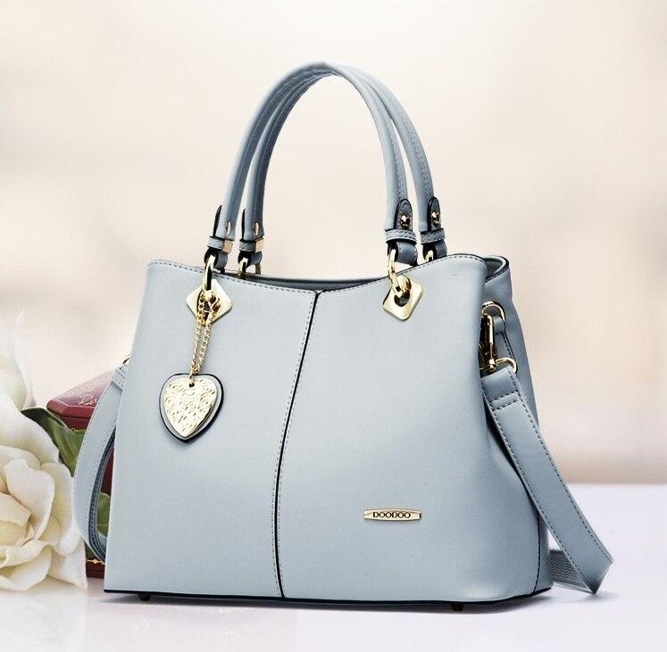 2018 sacos de couro genuíno para as mulheres borla sacos do mensageiro marca luxo bolsas designer moda feminina bolsa de ombro corrente n271