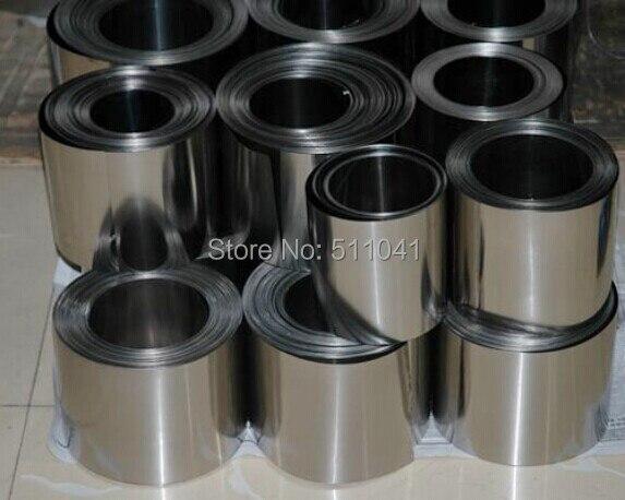 Les bandes et les feuilles de bobine de titane ultra-minces de feuille de titane de diaphragme achètent directement de l'usine de la chine