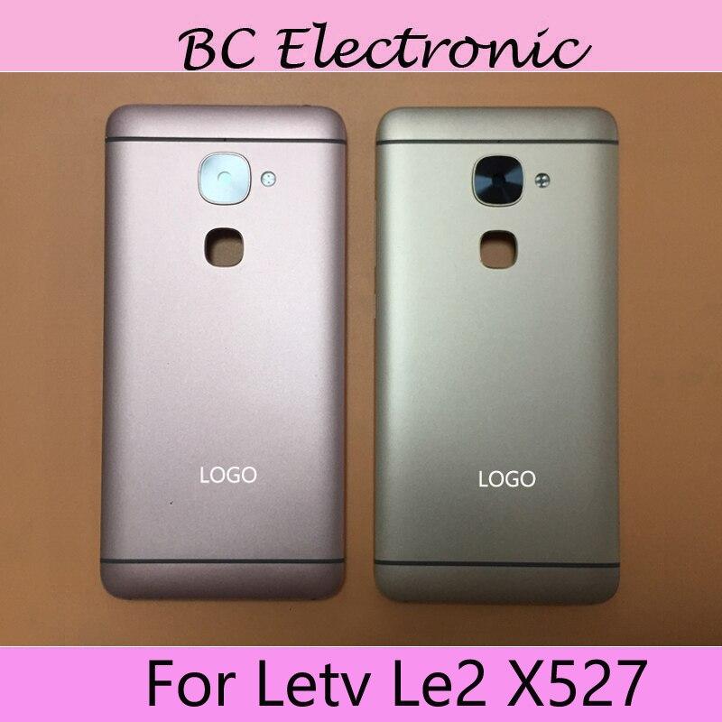 Zurück Glas Hintere Abdeckung Für Letv LeEco Le 2X527X527 Batterie Tür Gehäuse fall zurück abdeckung Mit kamera glas Für Letv Le2 X527