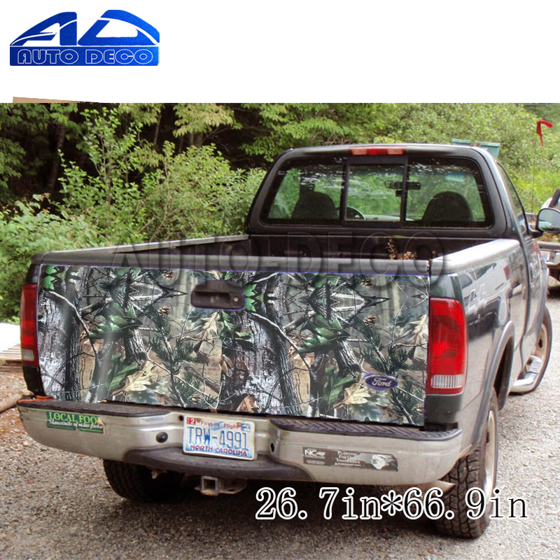 Pick-Up Truck Perforated Rear Window Wrap North Carolina