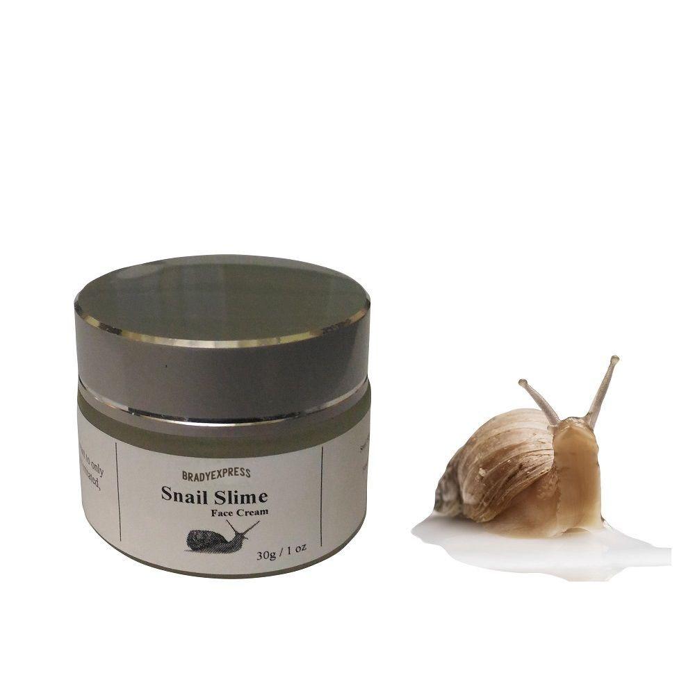 New Best Snail Slime Mucin Extract Face Cream Serum Mucus Slug Mask Gel Skin Care Free Shipping