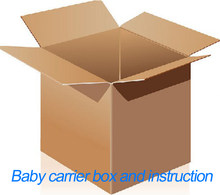 The Baby Carrier box and Instructions (only for the baby carrier buyer)(China)