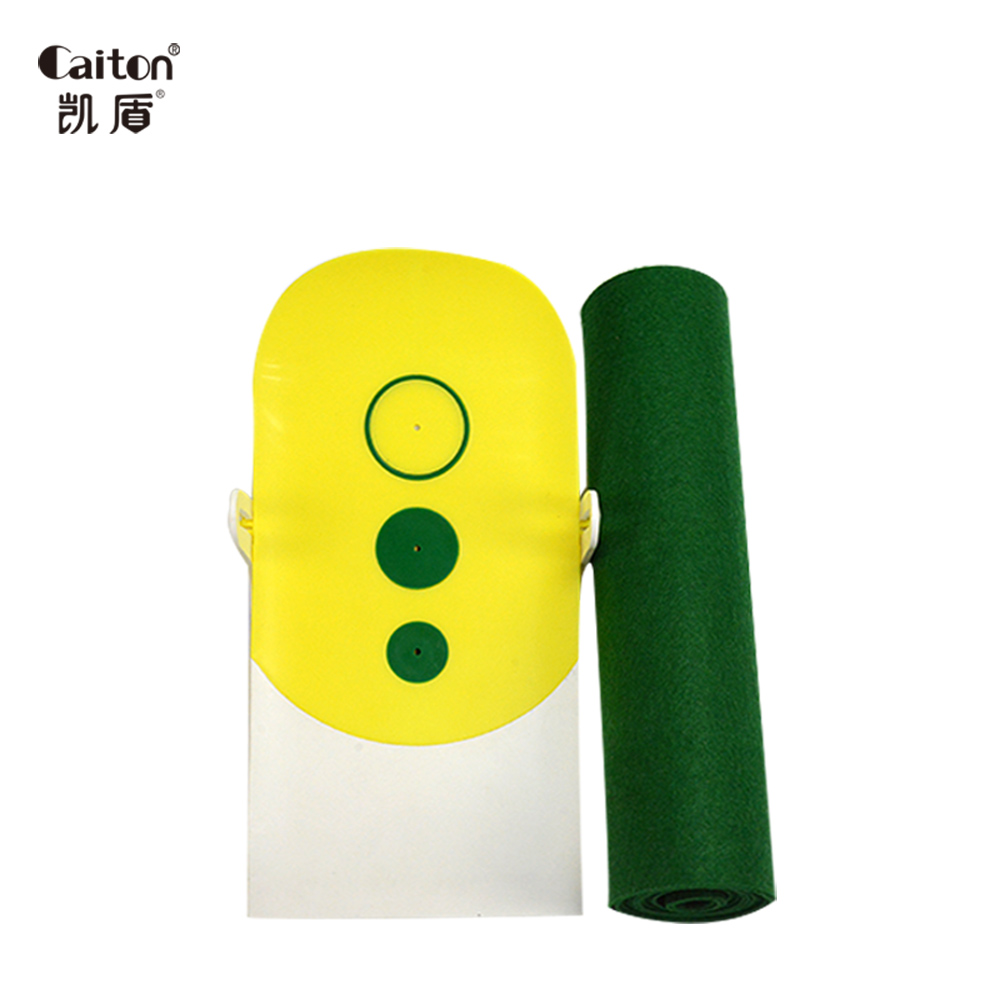 Image 5 - Caiton 2017 new fun Precision Golf  putting trainer golf putting green Indoor sports golf putter practice Golf training aids-in Golf Training Aids from Sports & Entertainment