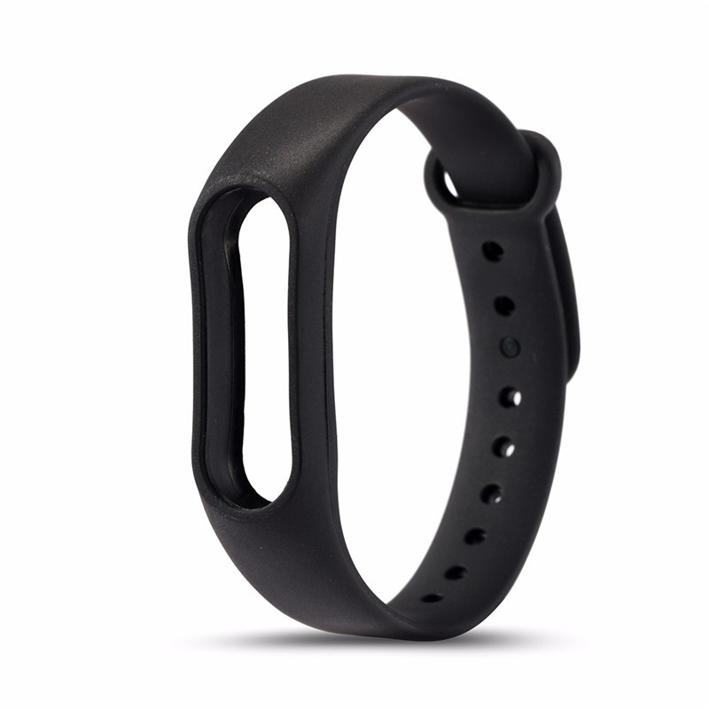 Image 2 - 300pcs Mi band2 Replacement Wristband Straps Soft Silicone Watch Bracelet for Xiaomi Mi Band 2 Strap wholesale free shipping-in MP3/MP4 Bags & Cases from Consumer Electronics