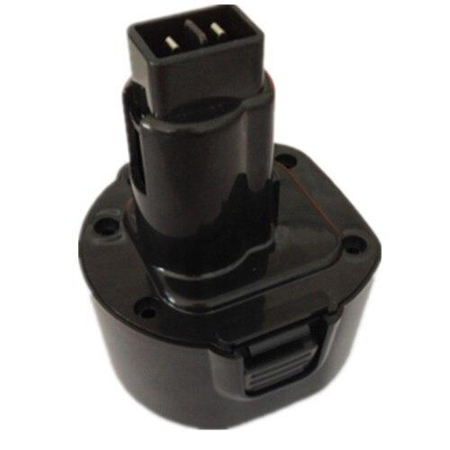for Dewalt 9.6V 3.0Ah power tool battery Ni cd DE9062/DE9036/ DE9061/DE9071/DW9061/ DW926/DW926K/DW926K-2/DW955K-2/DW955K/DW926K