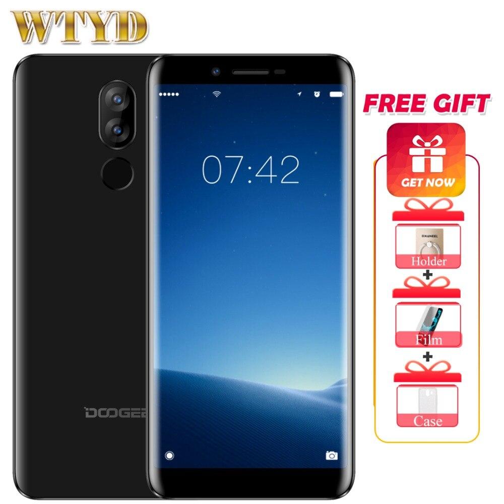 DOOGEE X60L 5 5 inch 18 9HD Screen 3300mAh 4G Smartphone 13 0 8 0MP 2