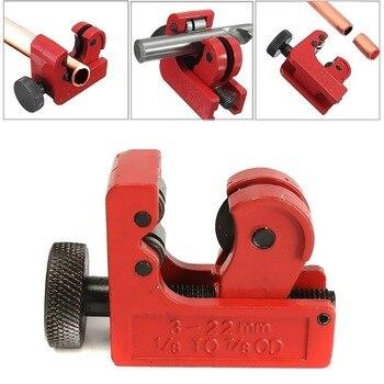 Mainpoint, gran oferta, Mini cortador de tubos, rebanada de cobre, aluminio, herramienta de corte de tubos, 3-22mm, 1/8inch-7/8 pulgadas