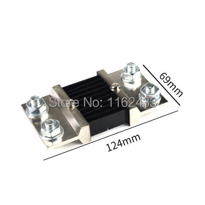 FL-2 DC 75mV 1000A токовый шунтирующий резистор для ампер-инструмента