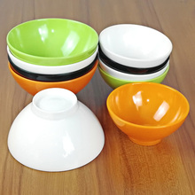 A5 Melamine Round Bowl Restaurant Tableware Small Bowl Hotel Canteen Soup Bowl Household Rice Bowl Eco- Friendly Dinnerware a5 melamine round bowl restaurant tableware small bowl hotel canteen soup bowl household rice bowl eco friendly dinnerware