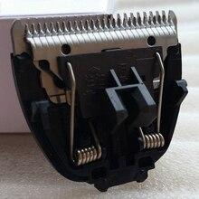 Cabezal de repuesto para maquinilla eléctrica para cortar el pelo, color negro, para Panasonic ER509, ER431, ER502, ER419, ER807, ER806, ER144, ER132, ER131