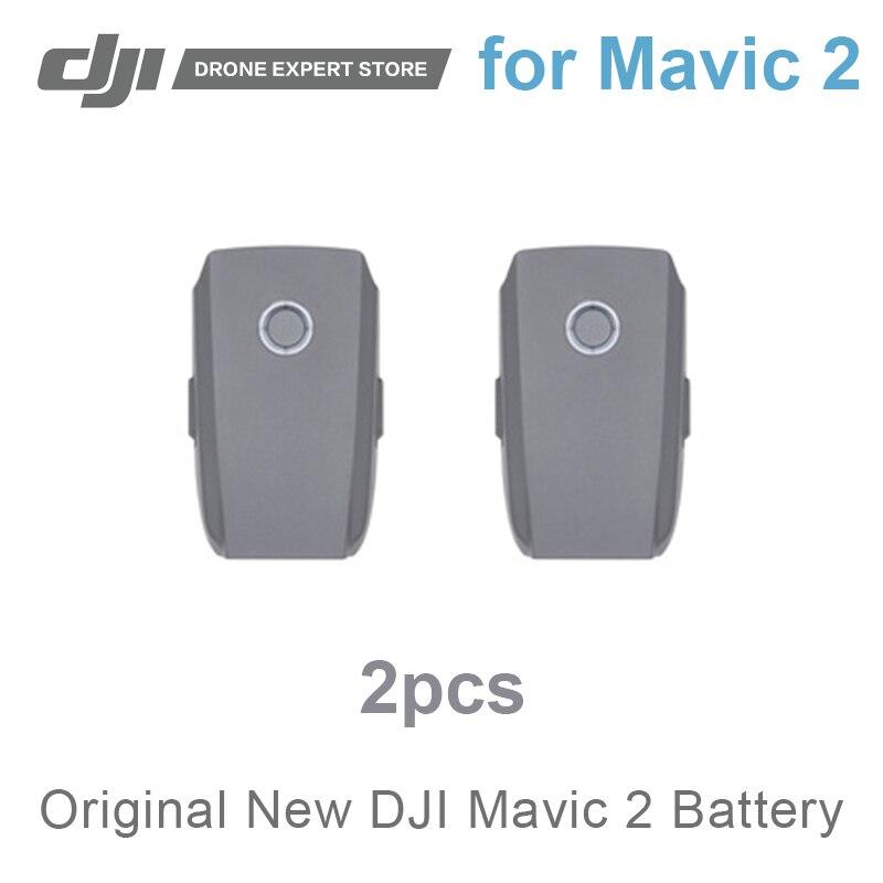 2 pcs DJI Mavic 2 D'origine Intelligente Batteries Mavic 2 Pro/Mavic 2 Zoom Batterie