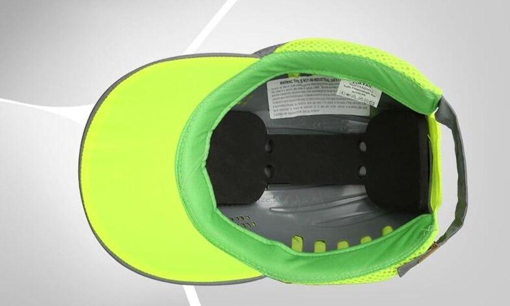 Bump Cap Arbeit Sicherheit Fahrradhelm Atmungs Sicherheit Anti-auswirkungen Leichte Helme Mode Lässig Sonnencreme Schutz Hut Sicherheit & Schutz