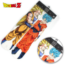 4x16 Anime Dragon Ball Z Son Goku Sohn Gohan Vegeta Baumwolle Socken Bunte