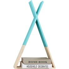 Европа деревянные корабли X модель стеллаж для хранения украшения гобелены ремесла украшения дома срок хранения Декор в гостиную подарки