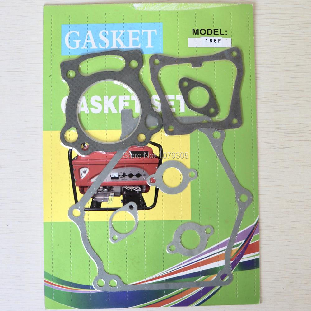 2600 MZ175 Gasoline generator gasket full set2600 MZ175 Gasoline generator gasket full set