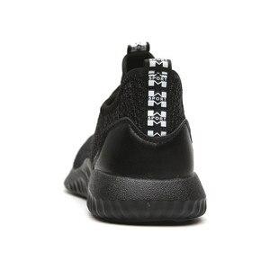 Image 5 - DEWBEST Lavoro Lavoro scarpe traspirante moda Sport, Accessori sicurezza scarpe di protezione, di sicurezza stivali scarpe per gli uomini