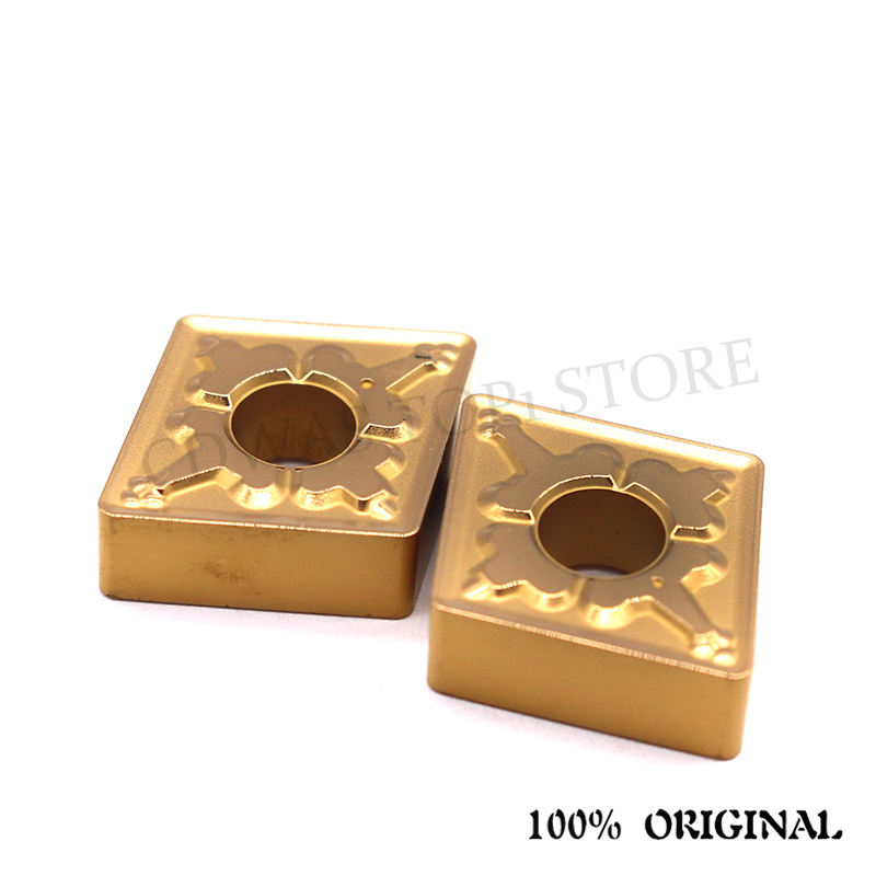 Купить с кэшбэком 10PCS Tungaloy CNMG120408 TM T9125 High Quality carbide outer External turning tool CNMG 120408 CNC lathe tool Free shipping